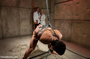 Nasty femdom pics of tied up and humilia - XXX Dessert - Picture 13