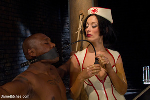 Big cocked black guy enslaved by white m - XXX Dessert - Picture 11