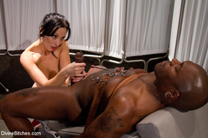 Big cocked black guy enslaved by white m - XXX Dessert - Picture 13