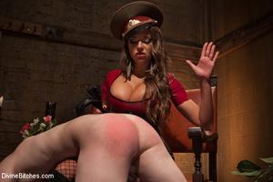 Kinky femdom pics of crazy mistress forc - XXX Dessert - Picture 4