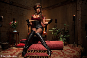 Kinky femdom pics of crazy mistress forc - XXX Dessert - Picture 12