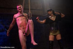 Perverted high heeled mistress dominatin - XXX Dessert - Picture 11