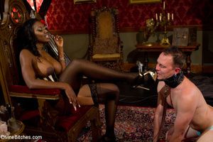 Nuts abused slave guy gets his ass hole  - XXX Dessert - Picture 7