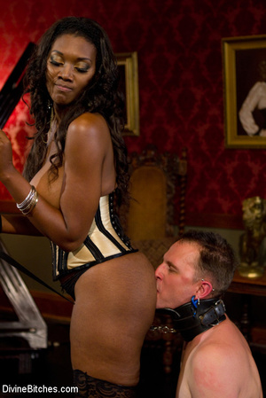 Nuts abused slave guy gets his ass hole  - XXX Dessert - Picture 11