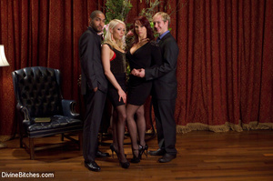 Young enslaved guy gets his pecker and a - XXX Dessert - Picture 10