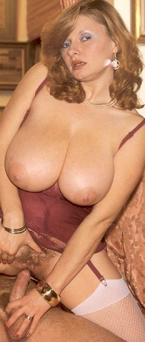 Seventies lady with insane tits receives - XXX Dessert - Picture 6