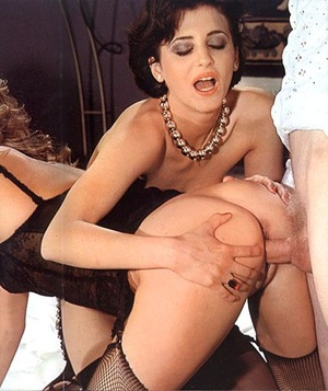 Two seventies couples doing it all toget - XXX Dessert - Picture 14
