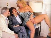 horny seventies blonde loves