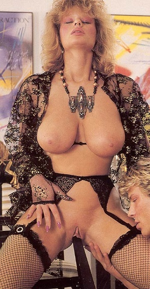 Big titted retro mom loves a big sticky  - XXX Dessert - Picture 6