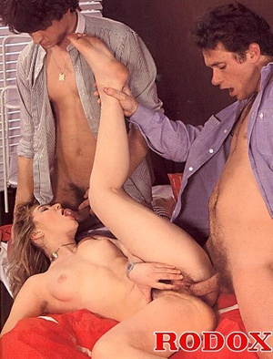 Hairy eighties lady stuffed twice in her - XXX Dessert - Picture 12