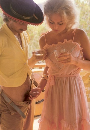 Sexy blonde seventies lady loves a big c - XXX Dessert - Picture 3