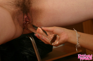 Sex-starved pregnant lesbian and her hor - XXX Dessert - Picture 10