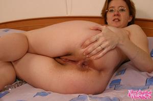 Lonely preggo in eyeglasses fucks her as - XXX Dessert - Picture 10