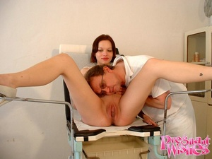 Pregnant beauty gets her tits and pussy  - XXX Dessert - Picture 8