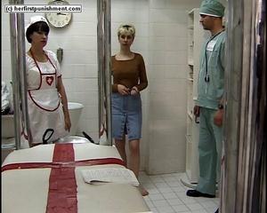 Blonde slut has her beautiful ass spanke - XXX Dessert - Picture 1