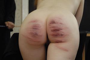 Really harsh punishment for schoolgirls. - XXX Dessert - Picture 1