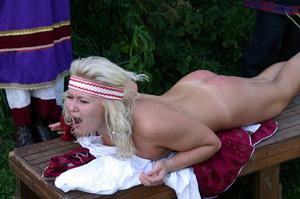 Really harsh punishment for schoolgirls. - XXX Dessert - Picture 11