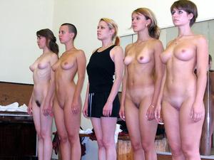 Really harsh punishment for schoolgirls. - XXX Dessert - Picture 16