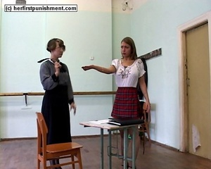 Piano teacher gives her student a good s - Picture 3