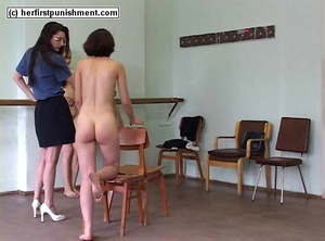 Young gymnasts spanked by their sport in - XXX Dessert - Picture 6