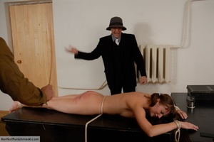 Teen babe gets in custody for a hard spa - XXX Dessert - Picture 8