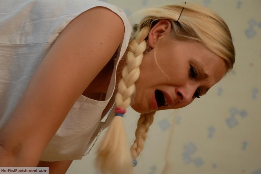 Lesbian School Girl Punished