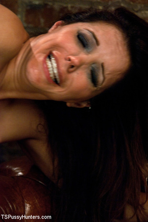 Huge cocked transsexual banging lusty br - XXX Dessert - Picture 9