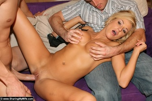 Wife Brooke Belle Wife Fucks Another Man - XXX Dessert - Picture 12