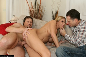 Hot Busty Blonde Milf Gets Fucked Hard - XXX Dessert - Picture 14