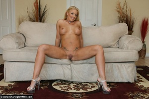 Busty Blonde Wife Heidi Fucks Another Ma - XXX Dessert - Picture 10