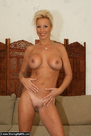 Hot Wife TJ Strips and Fucks - XXX Dessert - Picture 4