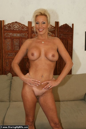 Hot Wife TJ Strips and Fucks - XXX Dessert - Picture 7