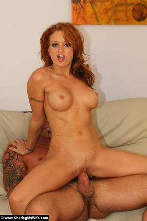 Wife Monica Gets Fucked Hard and Nasty - XXX Dessert - Picture 12