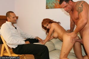 Wife Monica Gets Fucked Hard and Nasty - XXX Dessert - Picture 15