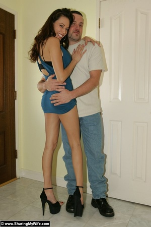 Wife Layla Takes on New Dick - XXX Dessert - Picture 6