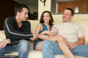 Wife Layla Takes on New Dick - XXX Dessert - Picture 7