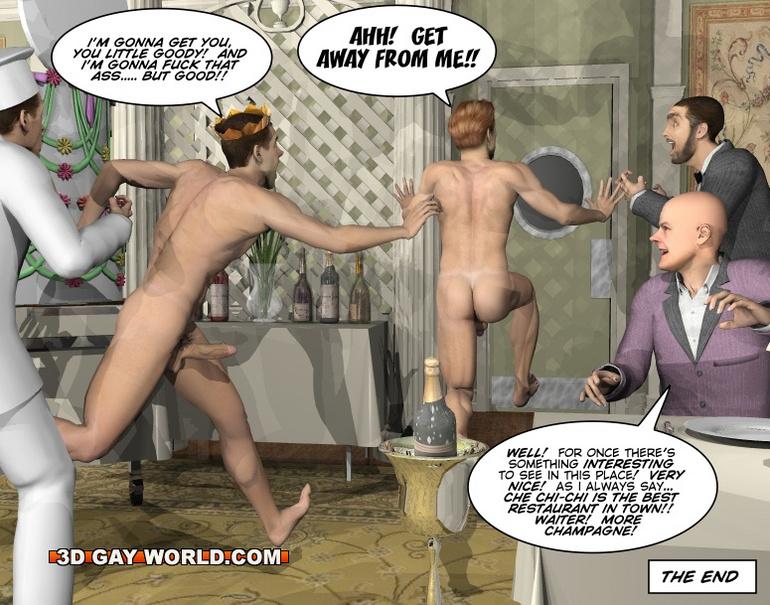 Anime gay cartoon porn-1557
