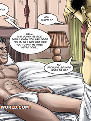 Two guys doing a nice 69 in gay male cartoons. Tags: - Picture 8