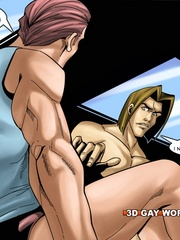 Nice morning gay fuck on cartoon porn. Tags: adult - Picture 4