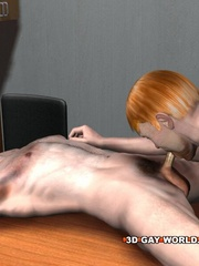 Amazing threesome in this hot free cartoon sex. Tags: - Picture 5