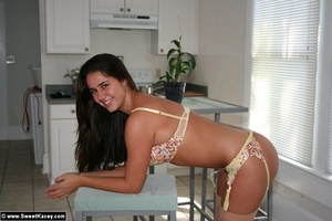 Hot pretty wife in exclusive lingerie wi - XXX Dessert - Picture 3
