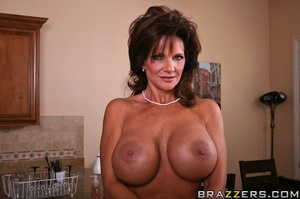 Deauxma gets fucked hard by a big dick - XXX Dessert - Picture 3