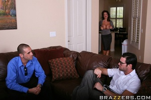 Deauxma gets fucked hard by a big dick - XXX Dessert - Picture 5