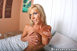 Busty Mom fucks the sales rep for a secu - XXX Dessert - Picture 15