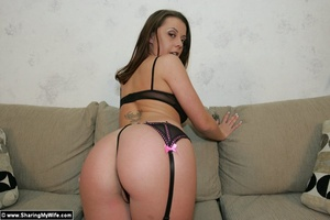 Penny Flame Looking Sexy in Lingerie - XXX Dessert - Picture 6