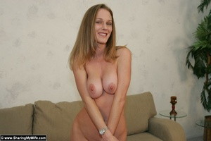 Lovely Wife Phoenix gets Naked For you - Picture 16