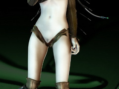 3d xxx pics of delicious babes in hot rubber outfits - Picture 2