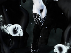 3d xxx pics of delicious babes in hot rubber outfits - Picture 5