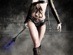 Big boobed 3d chicks expsoing their perfect bodies - Picture 6