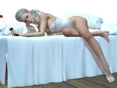 Gorgeous 3d perfect girls exposing their yummy godds - Picture 6